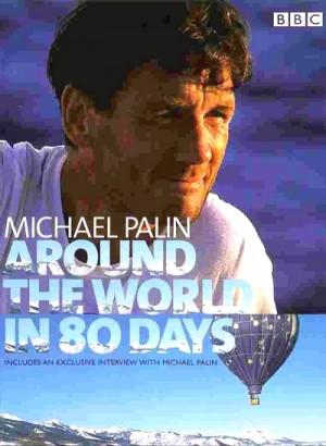 Michael Palin: Around the World in 80 Days (1989) 2 x DVD9 + DVD5