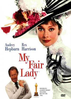 My Fair Lady (1964) 2 x DVD9
