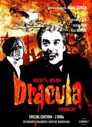 Bram Stoker's Count Dracula / Nachts, wenn Dracula erwacht (1970) DVD9
