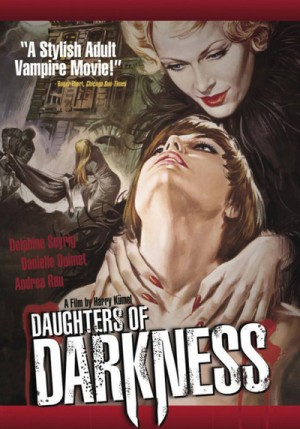 Daughters of Darkness / Les levres rouges (1971) DVD9 Uncut version