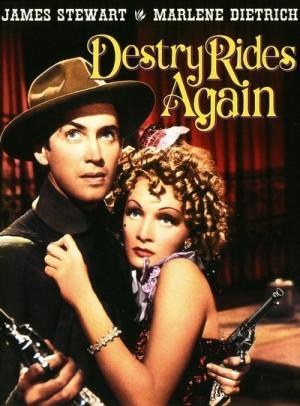 Destry Rides Again (1939) DVD9