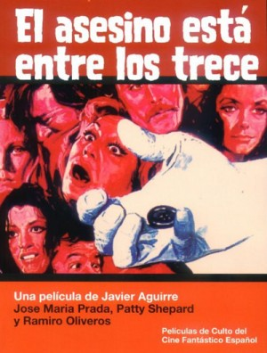El asesino esta entre los trece / The Killer Is One of Thirteen (1973) DVD5