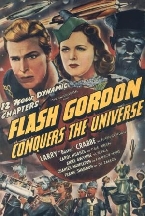 Flash Gordon Conquers the Universe (1940) DVD9