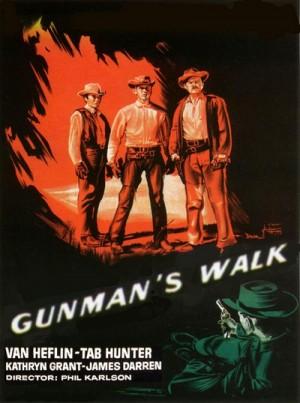 Gunman's Walk / Le salaire de la violence (1958) DVD9