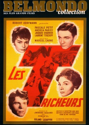 Les tricheurs / The Cheaters / Youthful Sinners (1958) DVD9