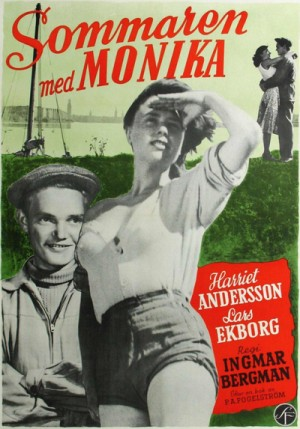Sommaren med Monika / Summer with Monika / Monika, the Story of a Bad Girl (1953) DVD9 Criterion Collection