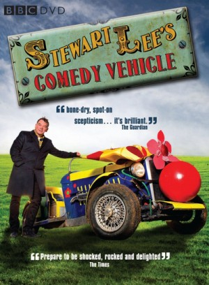 Stewart Lee's Comedy Vehicle (2009) 2 x DVD9 Complete Series