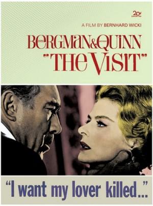The Visit / Der Besuch (1964) DVD9