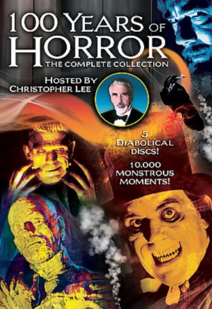100 Years of Horror (1996) 5 x DVD