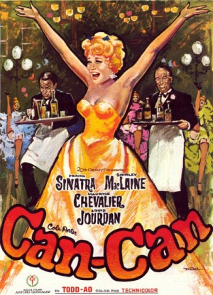 Can-Can / Cole Porter's Can-Can (1960) DVD9 + DVD5