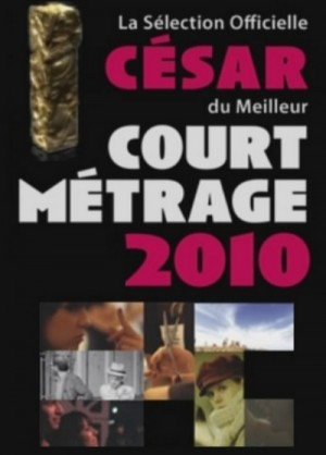 Cesar: Selection officielle courts metrages / Cesar: A selection of short films (2010) 2 x DVD9
