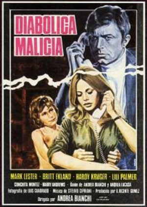 Night Child / What the Peeper Saw / Diabolica malicia (1972) DVD9