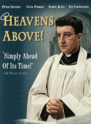 Heavens Above! (1963) DVD5