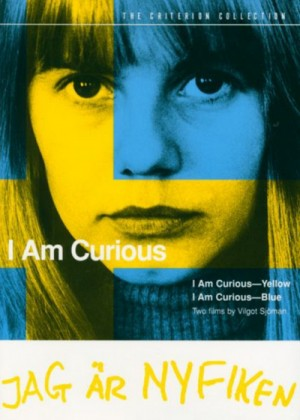I Am Curious - Yellow (1967), I Am Curious - Blue (1968) 2 x DVD9 Criterion Collection