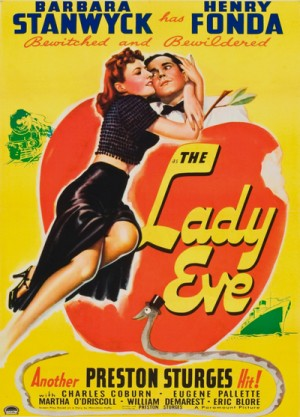 The Lady Eve (1941) DVD9  Criterion Collection