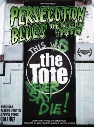 Persecution Blues: The Battle for the Tote (2011) DVD9