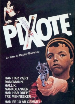 Pixote: A Lei do Mais Fraco (1981) DVD9, DVD5 Widescreen and Fullscreen versions
