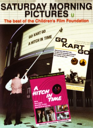 Saturday Morning Pictures Vol.3: Go Kart Go (1964), A Hitch in Time (1978) DVD9