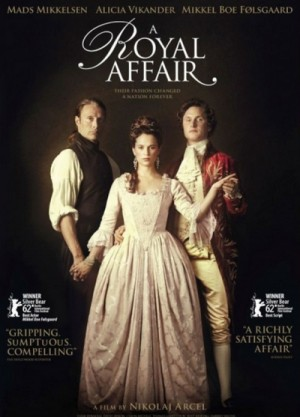 En kongelig affaere / A Royal Affair (2012) DVD9