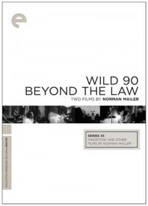 Eclipse Series 35: Wild 90 (1967), Beyond the Law (1968) DVD9 Criterion Collection