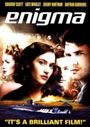 Enigma (2001) DVD9, Blu-Ray