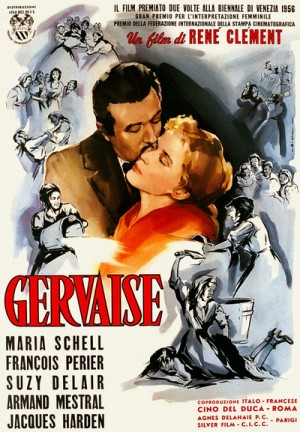 Gervaise (1956) DVD9 Criterion Collection
