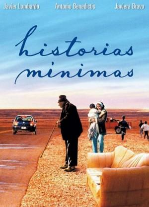 Historias minimas / Intimate Stories / Minimal Stories (2002) DVD9