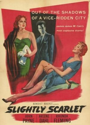 Slightly Scarlet / Deux rouquines dans la bagarre (1956) DVD9