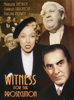 Witness for the Prosecution (1957) DVD9