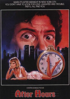 After Hours (1985) DVD9
