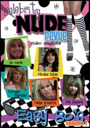 Celebrity Nude Revue - Easy 80's Volume 1 (1980-1984) DVD9