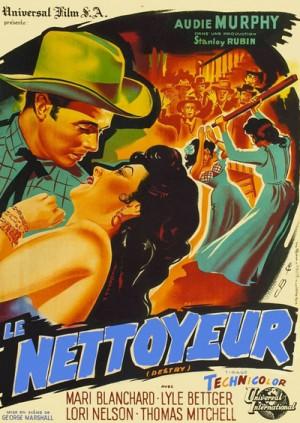 Destry / Le nettoyeur (1954) DVD9