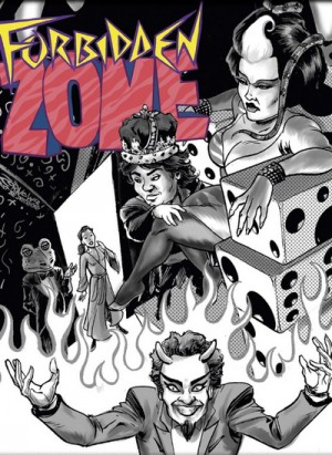 Forbidden Zone (1982) DVD5