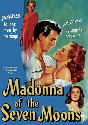 Madonna of the Seven Moons (1945) DVD9 Eclipse Series 36: Three Wicked Melodramas from Gainsborough Pictures