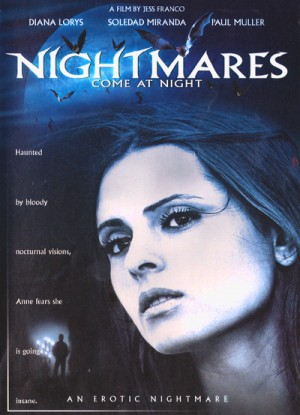 Les cauchemars naissent la nuit / Nightmares Come at Night (1970) DVD9