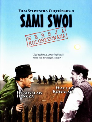Sami swoi / Our Folks / All Friends Here (1967) DVD9