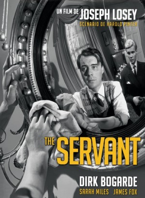 The Servant (1963) DVD9