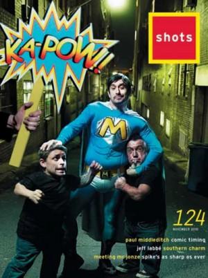 Shots 124 (2010) DVD9