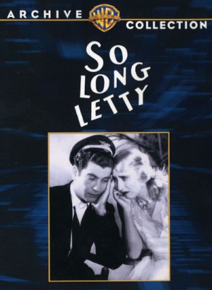 So Long Letty (1929) DVD5