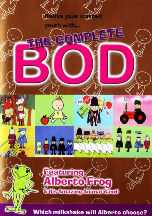 Bod (1975) DVD9 Complete Series