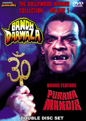 Bollywood Horror Collection Volume 1: Bandh Darwaza / The Closed Door (1990), Purana Mandir / The Old Temple (1984) 2 x DVD9