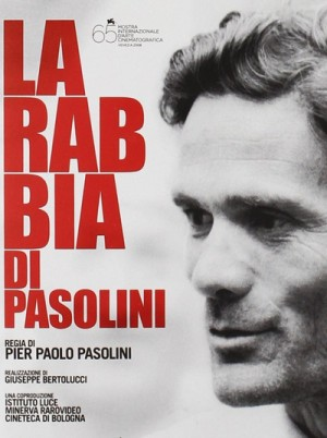 La rabbia di Pasolini / Pasolini's Rage / The Anger Of Pasolini (2008) DVD9