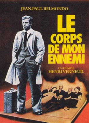 Le corps de mon ennemi / Body of My Enemy (1976) DVD9