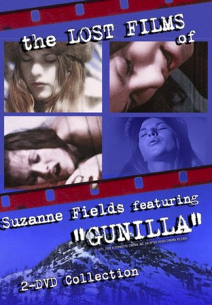 The Lost Films of Suzanne Fields: Gunilla (1971), The Mindblowers (1973), Kinky Casting Couch (1972) 2 x DVD5