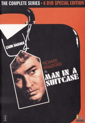 Man in a Suitcase (1966 - 1968) 8 x DVD9 The Complete Series: Special Edition