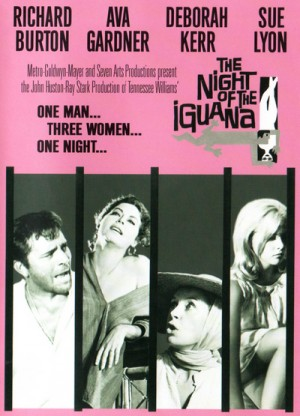 The Night of the Iguana (1964) DVD9