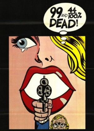 99 and 44/100% Dead (1974) DVD9