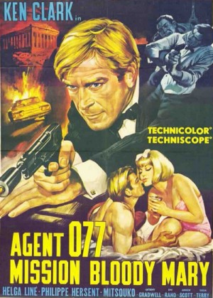 Agente 077 missione Bloody Mary / Agent 077 - Mission Bloody Mary (1965) DVD5