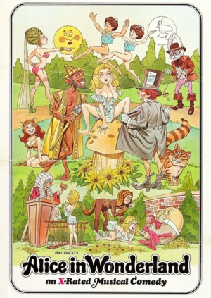 Alice in Wonderland: An X-Rated Musical Fantasy (1976) DVD9 X Rated and R Rated Versions