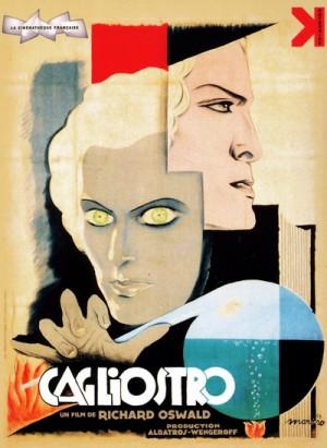 Cagliostro (1929) DVD9